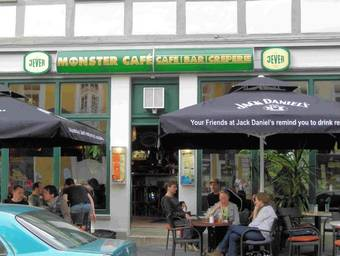 Monstercafé, Goetheallee | Foto: Göttingen Tourismus