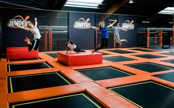 Trampolinpark World of Jumpers in Göttingen | Foto: World of Jumpers, Röhrdanz Fun + Fitness GmbH